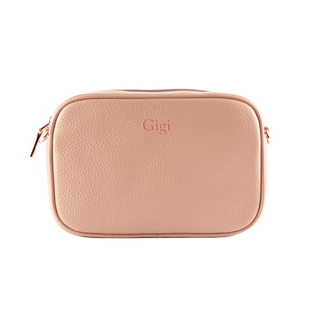 Mon Purse Small Cross Body Bag in Blush