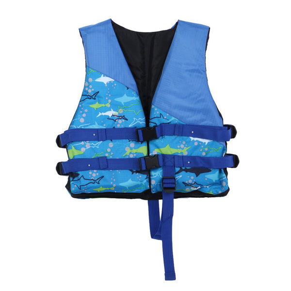 de4e04b01 Water Sports Life Vest Inflatable Swimmer Jackets Children s ...