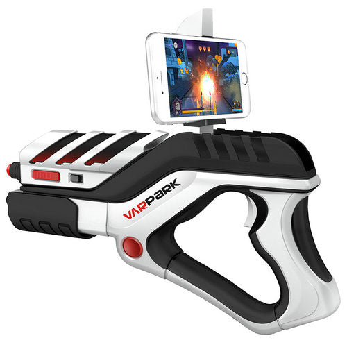 AR Gun - IOS And Android Augmented Reality Bluetooth Enabled Gamepad For Kids And Adults