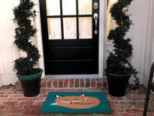 Natural Coir Non Slip Cat Floor Entrance Door Mat Indoor / Outdoor + FREE Rubber Mat ($20 Value)