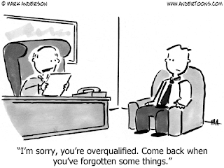 """Over-Qualified""? - The Employer's Perspective"