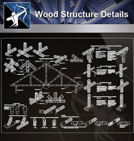 Wood Constructure Details