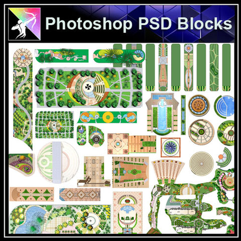 ★Photoshop PSD Blocks
