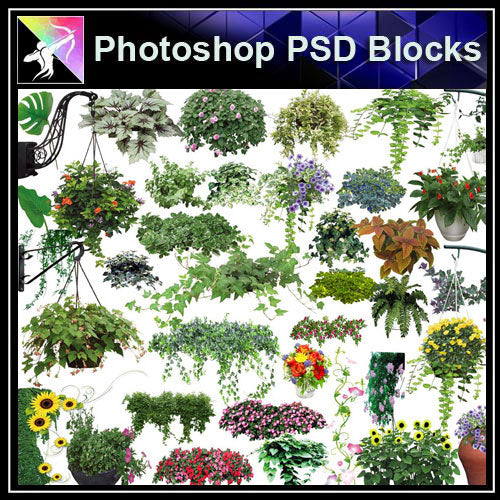 【Photoshop PSD Blocks】Landscape Tree PSD Blocks 1 - Architecture Autocad Blocks,CAD Details,CAD Drawings,3D Models,PSD,Vector,Sketchup Download