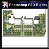 Photoshop PSD Landscape -Landscape Layout Plan V.6 - Architecture Autocad Blocks,CAD Details,CAD Drawings,3D Models,PSD,Vector,Sketchup Download