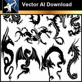 ★Vector Download AI-Chinese Design Elements V.7