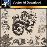 ★Vector Download AI-Chinese Design Elements V.6