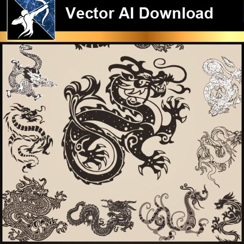 ★Vector Download AI-Chinese Design Elements V.6 - Architecture Autocad Blocks,CAD Details,CAD Drawings,3D Models,PSD,Vector,Sketchup Download
