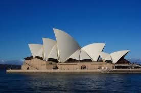 【Famous Architecture Project】The sydney opera house, australia, by jorn utzon, 3D CAD Drawing-Architectural 3D CAD model