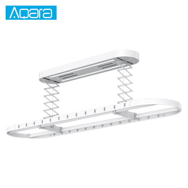 AQara Smart Drying Rack Remote Control Automatic Lifting Air Indoor