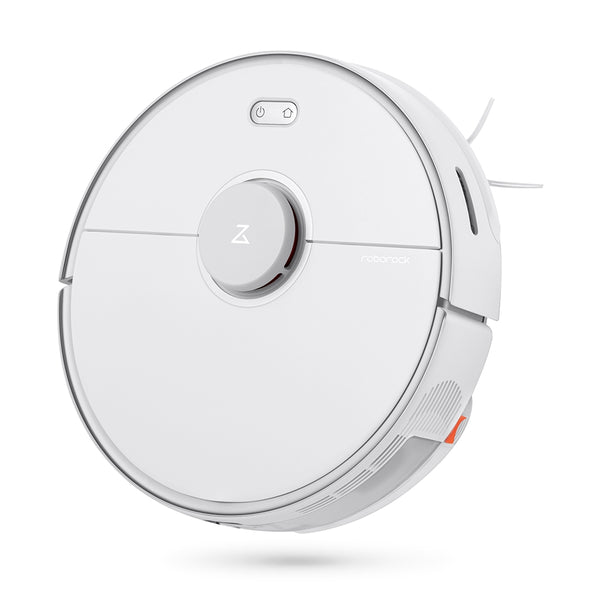 Roborock S5 Max Laser Navigation Robot Vacuum Cleaner with Large Capacity Water Tank Off-limit Area Setting AI Recharge