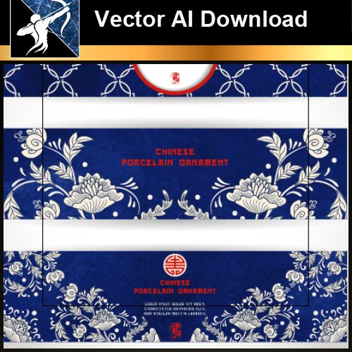 ★Vector Download AI-Chinese Design Elements V.9