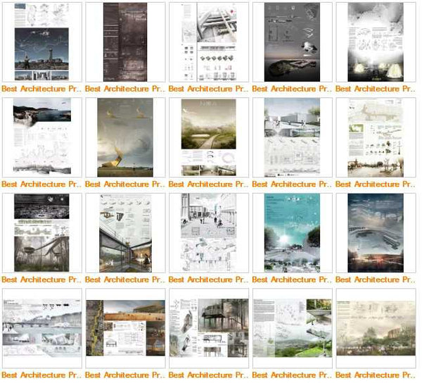 Best Architecture Presentation Ideas V.2(Free Downloadable) - Architecture Autocad Blocks,CAD Details,CAD Drawings,3D Models,PSD,Vector,Sketchup Download