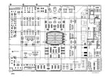 ★【Shopping Centers,Store CAD Design Blocks,Details Bundle】@Shopping centers, department stores, boutiques, clothing stores, women's wear, men's wear, store design-Autocad Blocks,Drawings,CAD Details