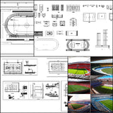 ★【Stadium CAD Blocks-Stadium,Gymnasium, track and field, playground, sports hall】@basketball court, tennis court, badminton court, long jump, high jump ,CAD Blocks,Autocad Blocks,Drawings,CAD Details