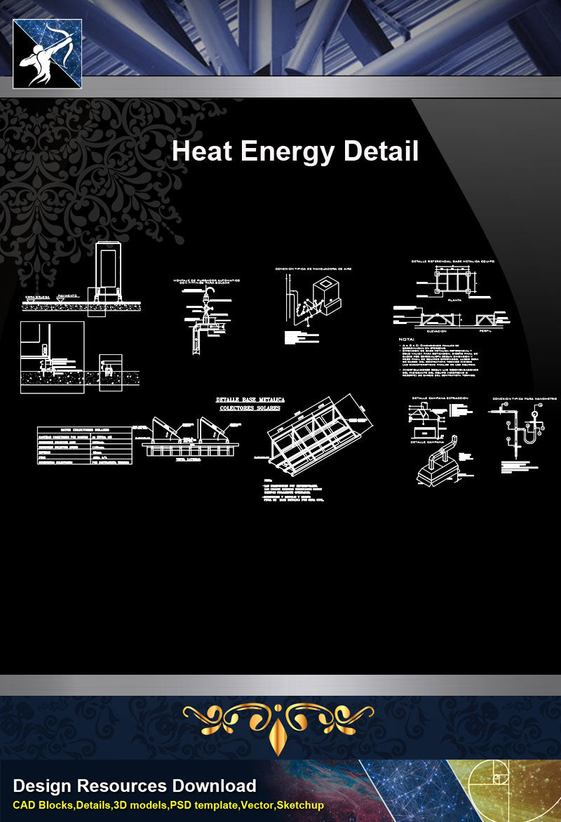 ★【Electrical Details】Heat Energy detail