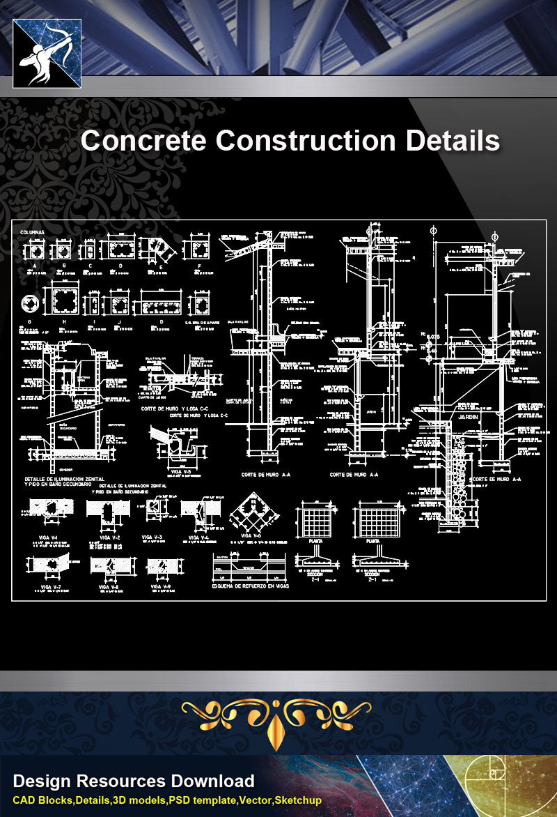 Concrete Construction Details