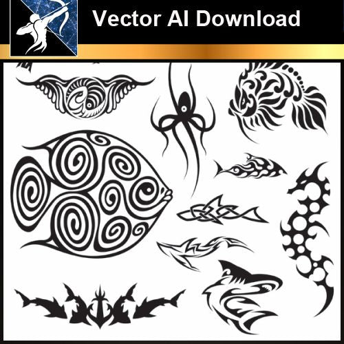 ★Vector Download AI-Chinese Design Elements V.2