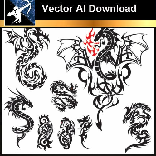 ★Vector Download AI-Chinese Design Elements V.4