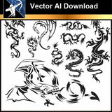 ★Vector Download AI-Chinese Design Elements V.5