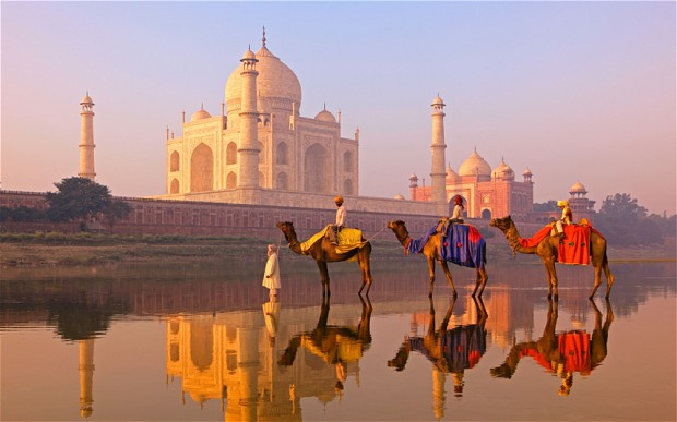 【Famous Architecture Project】THE TAJ-MAHAL-Architectural CAD Drawings