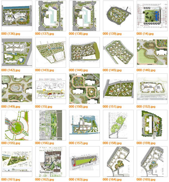 ★Top 100 Landscape Design Ideas V.2 - Architecture Autocad Blocks,CAD Details,CAD Drawings,3D Models,PSD,Vector,Sketchup Download