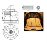 ★【Chinese Style Lamps Autocad Blocks】-All kinds of Chinese Style Lamps Autocad Blocks Collection