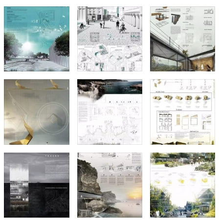 ★Architectural Competition Portfolio V18 (Free Downloadable) - Architecture Autocad Blocks,CAD Details,CAD Drawings,3D Models,PSD,Vector,Sketchup Download