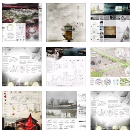 ★Architectural Competition Portfolio V19 (Free Downloadable) - Architecture Autocad Blocks,CAD Details,CAD Drawings,3D Models,PSD,Vector,Sketchup Download