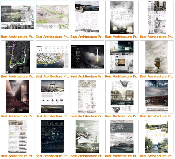 ★Free Download Best Architecture Presentation Ideas V.1