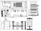 ★【Cinema CAD Drawings Collection】@Cinema Design,Autocad Blocks,Cinema Details,Cinema Section,Cinema elevation design drawings
