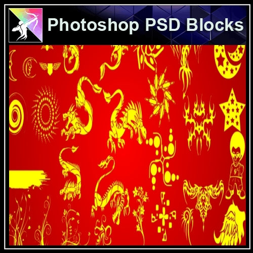 ★Photoshop PSD Decorative Elements V18-PSD Decorative Elements,Skirting Board,Corner Post,Neoclassicism Decor,Baroque elements - Architecture Autocad Blocks,CAD Details,CAD Drawings,3D Models,PSD,Vector,Sketchup Download