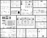 ★【State lighting sound system Autocad Blocks Collections】All kinds of State lighting CAD Drawings - Architecture Autocad Blocks,CAD Details,CAD Drawings,3D Models,PSD,Vector,Sketchup Download