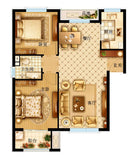 ★【10 Types Interior Design Plan Photoshop PSD】(Recommanded!!)