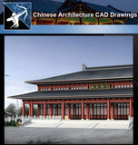 ★Chinese Architecture CAD Drawings-Grand Hall,Chinese Temple - Architecture Autocad Blocks,CAD Details,CAD Drawings,3D Models,PSD,Vector,Sketchup Download