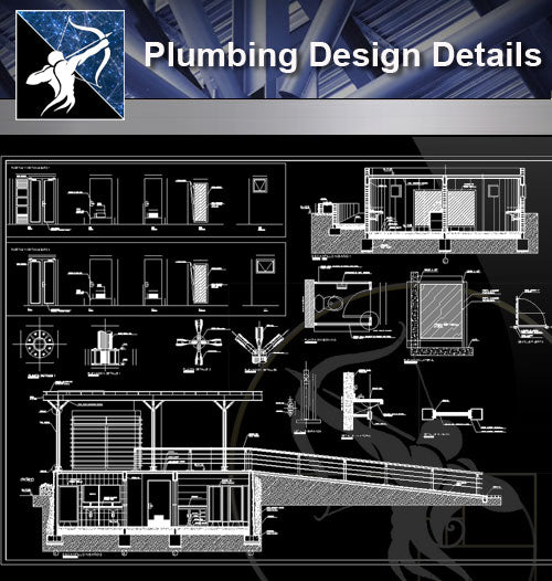 ○Electric and Plumbing Symbols