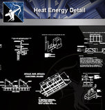【Electrical Details】Heat Energy detail - Architecture Autocad Blocks,CAD Details,CAD Drawings,3D Models,PSD,Vector,Sketchup Download