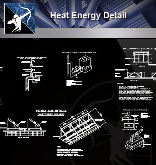 【Electrical Details】Heat Energy detail