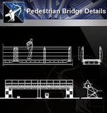 【Bridge Details】Pedestrian Bridge