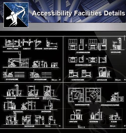 【Accessibility Facilities Details】Handicap facilities