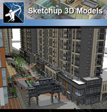 ★★Sketchup 3D Models--Architecture Concept Sketchup Models 14 - Architecture Autocad Blocks,CAD Details,CAD Drawings,3D Models,PSD,Vector,Sketchup Download