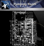 【Sanitations Details】Pumping Room