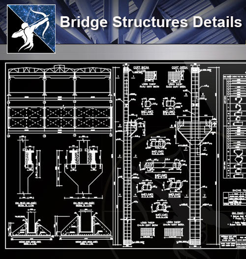 【Bridge Details】Design of Bridge Structures
