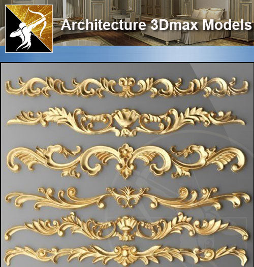 ★Download 3D Max Decoration Models V.3