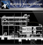 【Architecture Details】Building Section Design Details - Architecture Autocad Blocks,CAD Details,CAD Drawings,3D Models,PSD,Vector,Sketchup Download