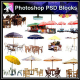 【Photoshop PSD Blocks】Landscape PSD Blocks  1 - Architecture Autocad Blocks,CAD Details,CAD Drawings,3D Models,PSD,Vector,Sketchup Download