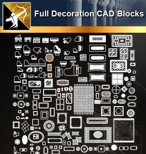 ★Full Decoration Blocks
