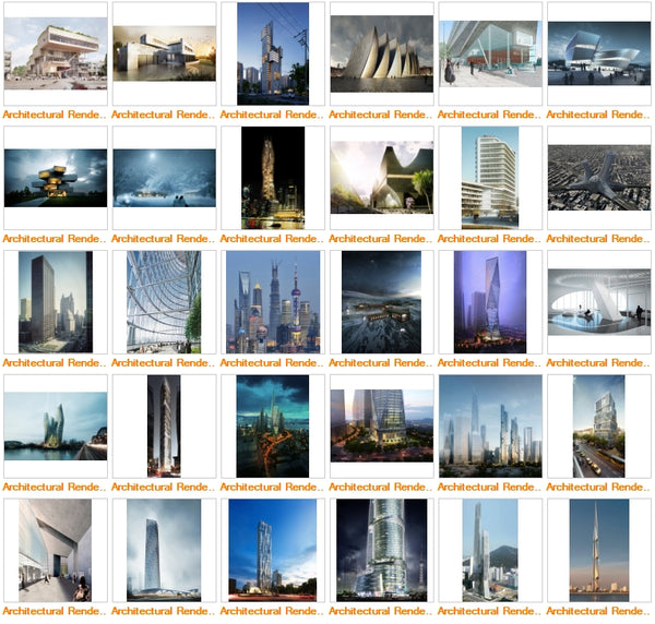 ★Free Download Architecture Rendering Pictures V.1