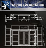 【Door Details】Entrance Design Details