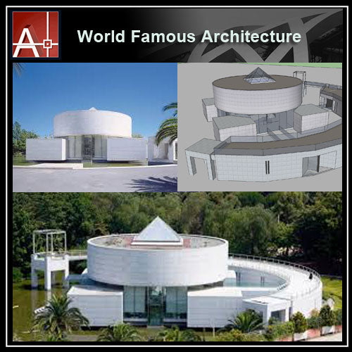 【Famous Architecture Project】Tango Kenzo-Arts Asiatiques-Architectural 3D SKP model - Architecture Autocad Blocks,CAD Details,CAD Drawings,3D Models,PSD,Vector,Sketchup Download